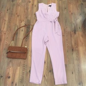 Pink Kennedy Jumpsuit